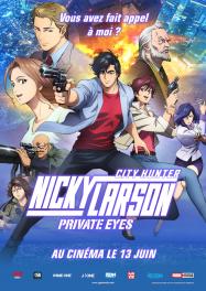Nicky Larson Private Eyes